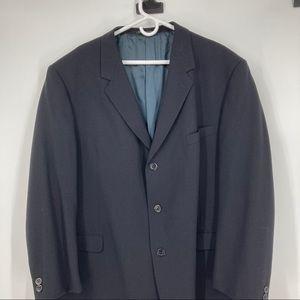 Kenneth Cole Suits & Blazers - NWOT Men's Kenneth Cole Black Sports Coat. Size 50